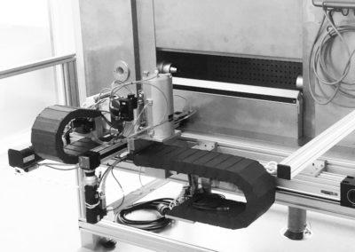 Neuropatch-Produktionsmaschine